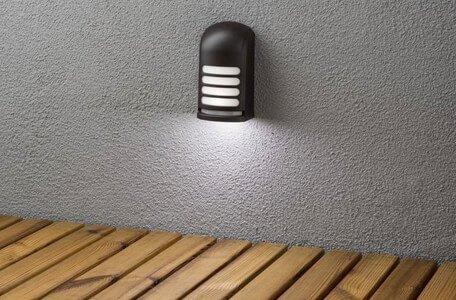 Akkulampen und Batterielampen