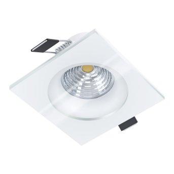 Eglo SALABATE Einbauleuchte LED Weiß, 1-flammig