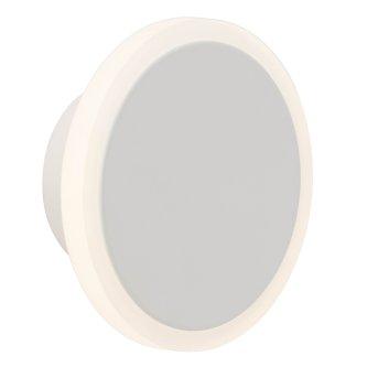 AEG Mala Wandleuchte LED Weiß, 1-flammig