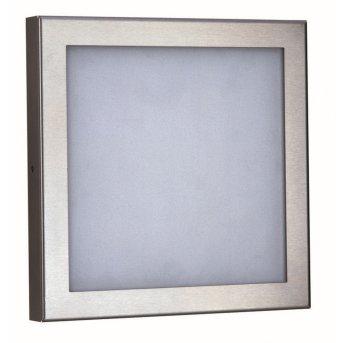 Albert Leuchten 6314 Außenleuchte LED Edelstahl, 1-flammig