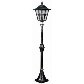 Albert Leuchten 4136 Außenstehleuchte Schwarz, Silber, 1-flammig