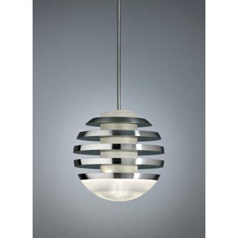 Tecnolumen Bulo Pendelleuchte LED Schwarz, 1-flammig