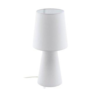 Eglo CARPARA Tischleuchte Weiß, 2-flammig
