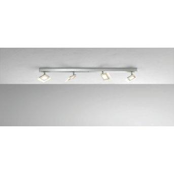 Bopp LINE Deckenleuchte LED Aluminium, 4-flammig