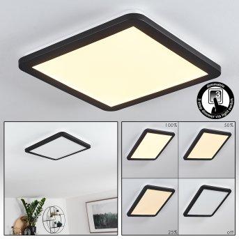 Siguna LED Panel Schwarz, Weiß, 1-flammig
