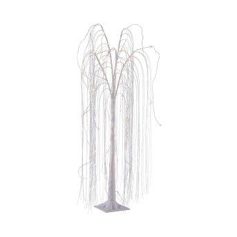 Leuchten Direkt WILLOW LED-Baum Weiß, 100-flammig