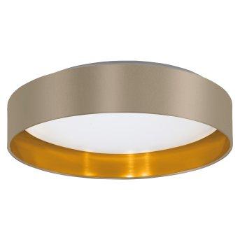 Eglo MASERLO Deckenleuchte LED Weiß, 1-flammig