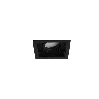 Trio Kenai Einbauleuchte LED Schwarz, 1-flammig