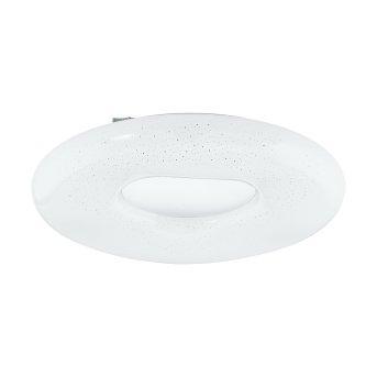 Eglo ZAMUDILO Deckenleuchte LED Weiß, 1-flammig