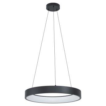 Eglo MARGHERA Hängeleuchte LED Schwarz, 1-flammig, Farbwechsler