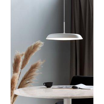 Nordlux PISO Pendelleuchte LED Weiß, 1-flammig