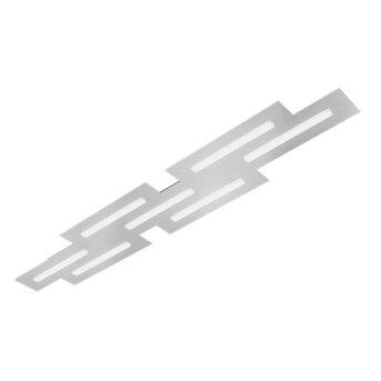 Grossmann FIS Deckenleuchte LED Aluminium, 7-flammig