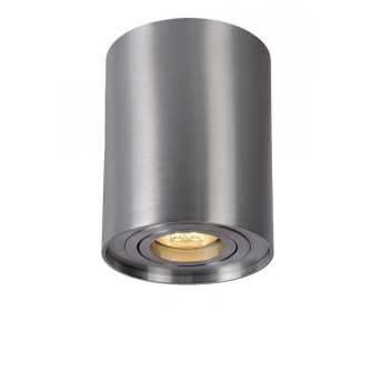 Lucide TUBE Downlight Nickel-Matt, 1-flammig