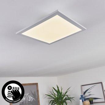 Sordos LED Panel Weiß, 1-flammig, Bewegungsmelder