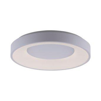 Leuchten Direkt ANIKA Deckenleuchte LED Weiß, 1-flammig, Fernbedienung