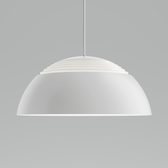 Louis Poulsen AJRoyal Pendelleuchte LED Weiß, 1-flammig