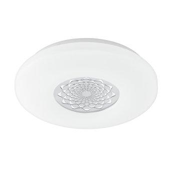 Eglo CAPASSO-C Deckenleuchte LED Weiß, 1-flammig, Farbwechsler