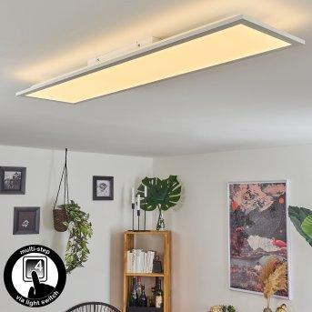 Nexo LED Panel Weiß, 2-flammig
