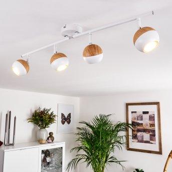 Kotaoa Deckenleuchte LED Weiß, 4-flammig