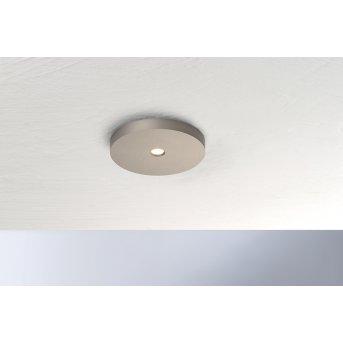 Bopp Leuchten CLOSE Deckenleuchte LED Braun, 1-flammig