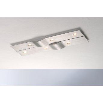 Bopp Leuchten WAVE Deckenleuchte LED Weiß, 6-flammig