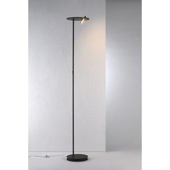 Bopp Leuchten SHARE Deckenfluter LED Schwarz, 1-flammig