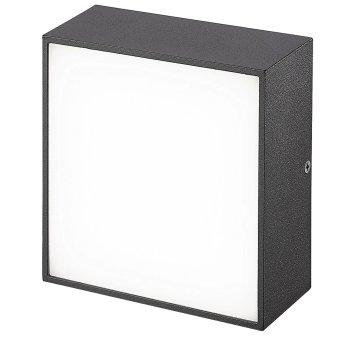 CMD AQUA LINE Außenwandleuchte LED Anthrazit, 1-flammig