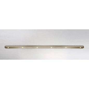 Bopp Leuchten CLOSE Deckenleuchte LED Braun, 6-flammig