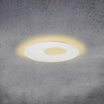 Escale BLADE OPEN Deckenleuchte LED Weiß, 1-flammig
