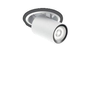 Ideallux NOVA Strahler LED Weiß, 1-flammig