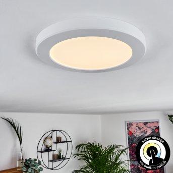 Canditas LED Panel Weiß, 1-flammig