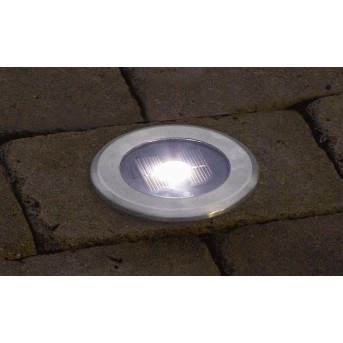 Konstsmide Solarleuchte LED Edelstahl