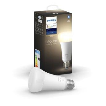 Philips HUE LED E27 15,5 Watt 2700 Kelvin 1600 Lumen