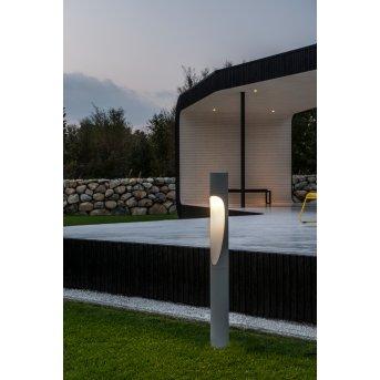 Louis Poulsen Flindt Pollerleuchte LED Aluminium, 1-flammig