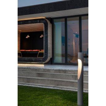 Louis Poulsen Flindt Wegeleuchte LED Aluminium, 1-flammig