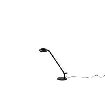 Artemide Demetra Micro Tischleuchte LED Schwarz, 1-flammig