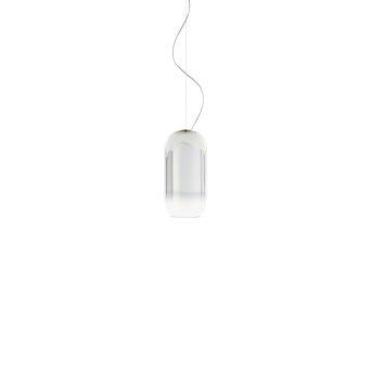 Artemide Gople Mini Pendelleuchte Aluminium, 1-flammig