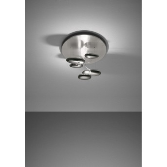 Artemide Mercury Mini Deckenleuchte LED Chrom, 1-flammig