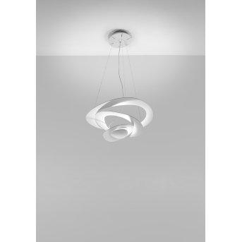 Artemide Pirce Mini Pendelleuchte Weiß, 1-flammig