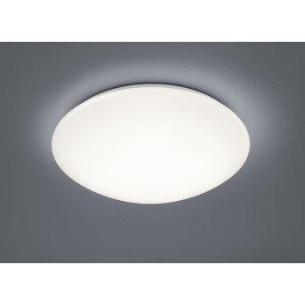 Trio Leuchten Paolo Deckenleuchte LED Weiß, 1-flammig