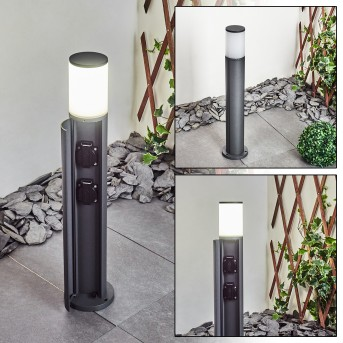 Home Wegeleuchte LED Anthrazit, 1-flammig