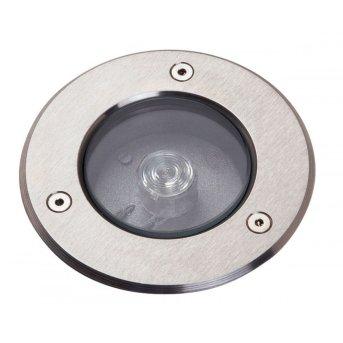 Albert Leuchten 2159 Bodeneinbaustrahler LED Edelstahl, 1-flammig