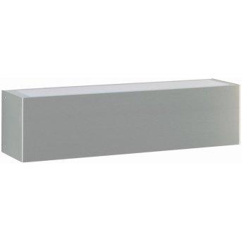 Albert Leuchten 6366 Außenwandleuchte LED Edelstahl, 2-flammig