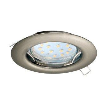 Eglo PENETO Einbauleuchte LED Nickel-Matt, 1-flammig