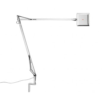 FLOS KELVIN EDGE Wandleuchte LED Chrom, 1-flammig