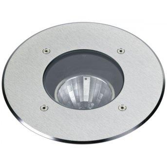 Albert Leuchten 2179 Bodeneinbaustrahler LED Edelstahl, 1-flammig
