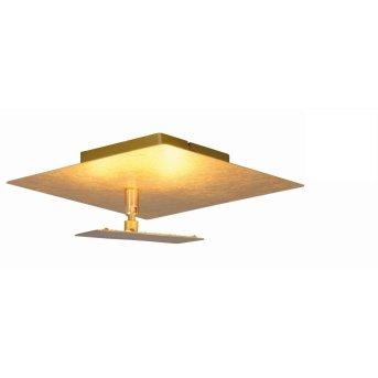 Näve Firenze Deckenleuchte LED Gold, 1-flammig