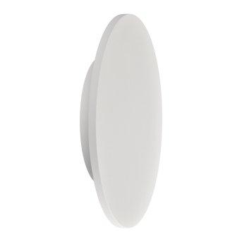 Mantra BORA BORA Wandleuchte LED Weiß, 1-flammig