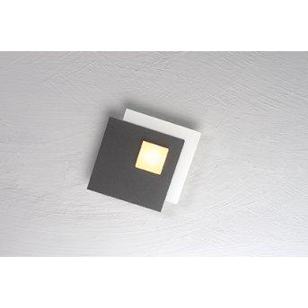 Bopp PIXEL 2.0 Wand-/Deckenleuchte LED Weiß, 1-flammig