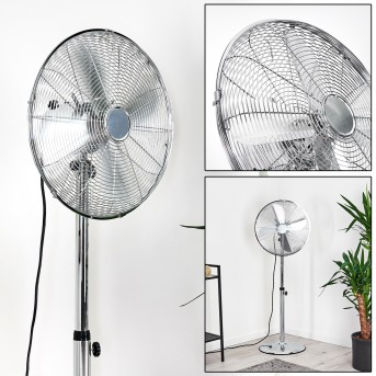 Mahon Ventilator Chrom